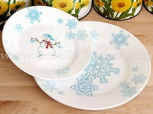 Corelle Winter Magic Holiday Dinnerware Available
