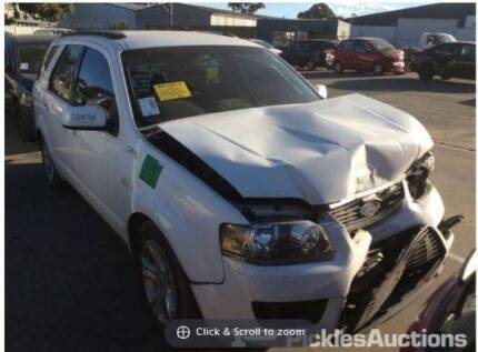 Ford Territory SY 2009 #2535