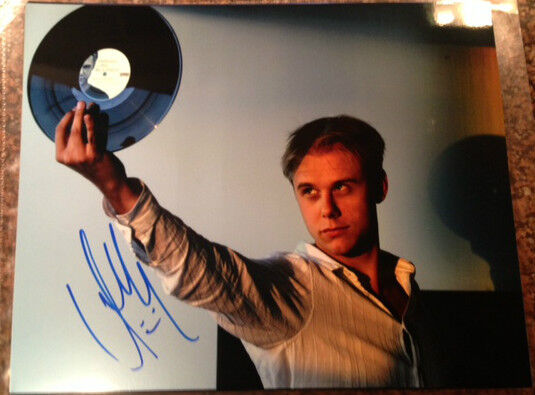 ARMIN VAN BUUREN SIGNED AUTOGRAPHED 8X10 PHOTO RARE