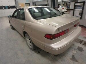 1998Toyota Camry, 4 cyl, cheap in gas,clean status, low km,AS IS