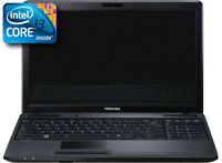 Like New !!!  Toshiba Satellite C650  Core i3  Reduced !!!