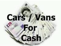 Sell your car here quick! Cars wanted! Best cash prices paid