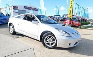2000 Toyota Celica ZZT231R SX Silver 6 Speed Manual Liftback Woodridge Logan Area Preview