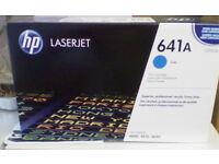 HP Original LaserJet Cartridge C9721A cyan (new in box)