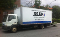 ASAP MOVERS - fast, friendly, reliable! Cheap!!