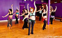 Learn to Belly Dance at Serpentine Studios!