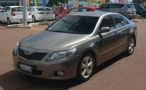 2011 Toyota Camry ACV40R MY10 Touring Grey 5 Speed Automatic Sedan Gosnells Gosnells Area Preview