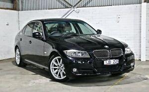 2010 BMW 325i E90 MY10.5 Exclusive Steptronic Black 6 Speed Sports Automatic Sedan Thomastown Whittlesea Area Preview