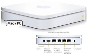 AirPort Extreme 802.11n (5th Generation) + Express