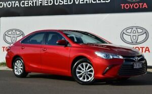 2015 Toyota Camry ASV50R MY15 Altise Wildfire 6 Speed Automatic Sedan Warwick Southern Downs Preview