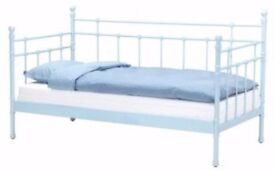 *open to offers/ has to go* IKEA single daybed frame+ wooden slatbase