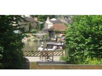 Wiltshire 2bed for 3bed north or west London