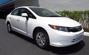 Great Condition Honda Civic 2012 LX First Owner