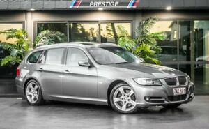 2011 BMW 320d E91 MY11 Touring Lifestyle Grey 6 Speed Auto Steptronic Wagon Bowen Hills Brisbane North East Preview