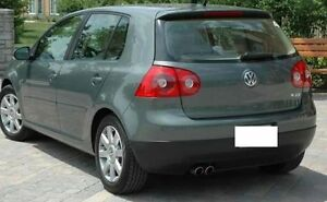 2007 Volkswagen Rabbit Hatchback 2.5 Manual Transmission