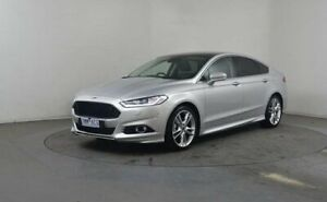 2018 Ford Mondeo MD 2018.25MY Titanium SelectShift Silver 6 Speed Sports Automatic Hatchback Brighton Bayside Area Preview
