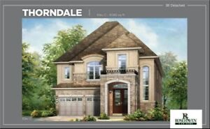 Luxurious 4 + 1 Bed Detached Home in Brampton