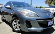 2012 Mazda 3 BL10F2 MY13 Neo Activematic Green 5 Speed Sports Automatic Sedan Bellevue Swan Area Preview
