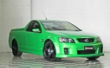2009 Holden Ute VE MY09.5 SS-V Green 6 Speed Automatic Utility Burleigh Heads Gold Coast South Preview