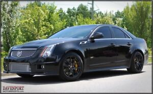 700hp 2011 CTS—V.  Limited Edition Black Diamond tricoat