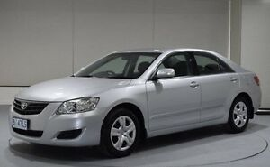 2008 Toyota Aurion GSV40R AT-X Silver 6 Speed Sports Automatic Sedan Invermay Launceston Area Preview