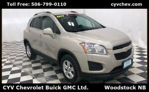 2014 Chevrolet Trax 2LT AWD - Remote Start, Rear Camera & Bose S