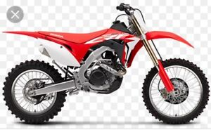 Looking for a CRF 150