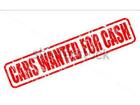 £1000 - CARS AND VANS WANTED!!!!!