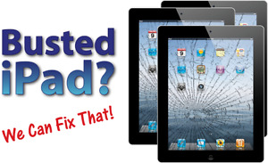 IPAD 1,2,3,4, MINI, AIR, SAMSUNG ASUS, ACER TABLET REPAIRS, SCR