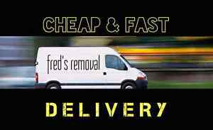 CHEAP DELIVERY & MINI REMOVAL SERVICE Sydney City Inner Sydney Preview