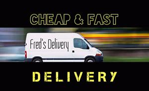 Van & man ( delivery & pickup ) Sydney City Inner Sydney Preview