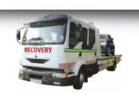 24HR RECOVERY SERVICE CAR VAN BREAKDOWN & VEHICLE ACCIDENT TRANSPORT SERVICE