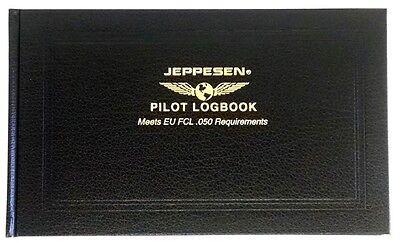 Jeppesen European Pilot Logbook - JAA Professional Pilot - 10002140 - JA500101