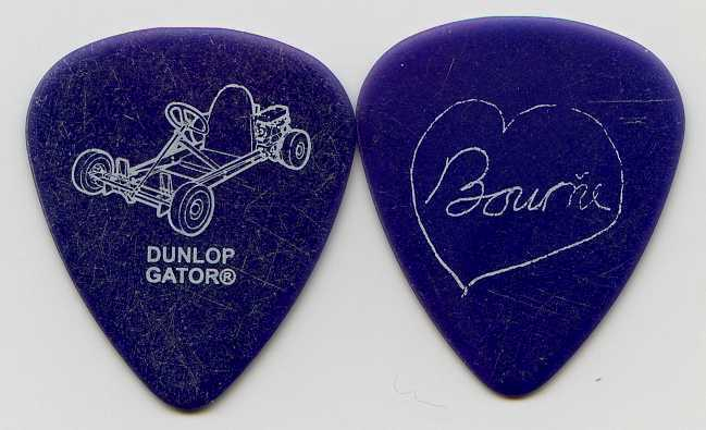 ALL AMERICAN REJECTS 2005 Move Along Tour Guitar Pick!!! custom concert stage #1