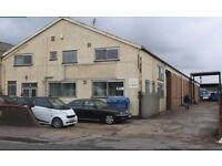 Warehouse/Industrial/Offices to let in Barking