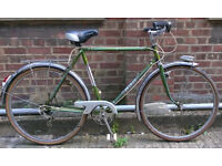 LELEU - french vintage bike - frame size 21 - serviced with warranty - welcome for test ride