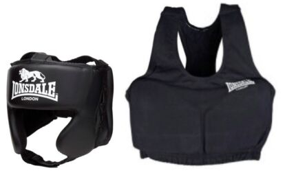 40%OFF! NEW! Lonsdale Female Boxing/MMA/Training/Sparring Set #15 Robina Gold Coast South Preview