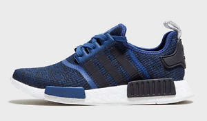 Adidas NMD PK Premium Knit Mistry Blue UK10US10.5 Limited Edition Albert Park Port Phillip Preview