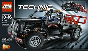 LEGO Technic 9395 Pick-up Tow Truck Like New