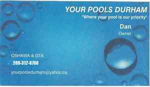 POOL OPENINGS $160 ABOVEGROUND AND $220 INGROUND COMPLETE!