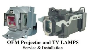 OEM Projector and TV LAMPS Service & Installation
