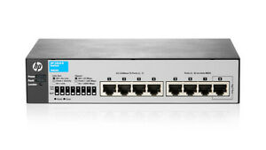HP 1810-8G v2 Switch (J9802A) - Used barely a year, MOVING SALE