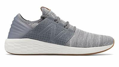 Men's New Balance Fresh Foam Cruz V2 Knit - MCRUZSD2 - GREY - BEST
