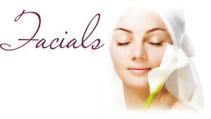 Spa for females ( facials , waxing, massages,microdermabrasion)