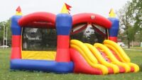 Half Off Monday-Thursday Commercial Quality Inflatables