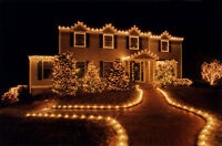 P&P Christmas Light Installation