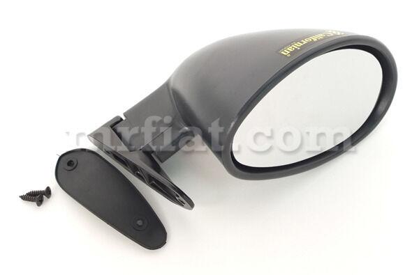 Ferrari 308 Qv 328 High Gloss Black Vitaloni California Right Mirror New