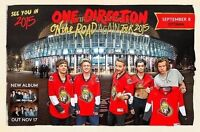 Four 200 Level One Direction Tickets