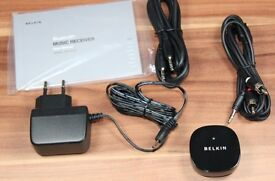 Belkin Music Bluetooth Receiver
