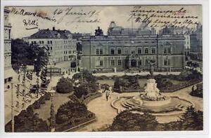 AK Görlitz, Postplatz, 1911 - <span itemprop=availableAtOrFrom>Karnabrunn, Österreich</span> - Rücknahmen akzeptiert - Karnabrunn, Österreich